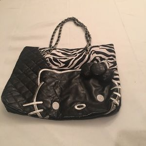 0f051b93c Women Hello Kitty Quilted Bag on Poshmark
